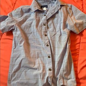 Other - Boys button up shirt sleeve